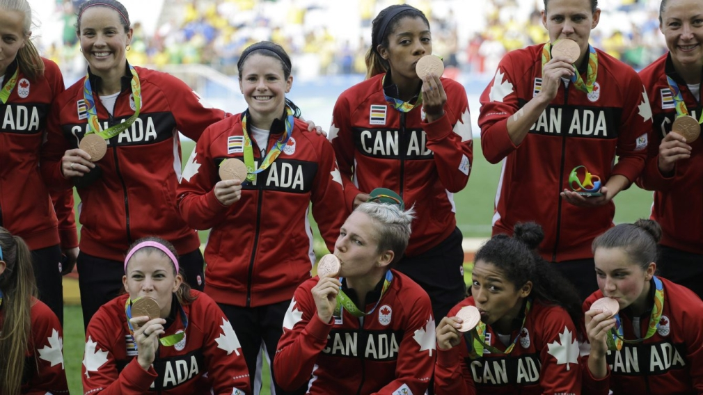 Team Canada's soccer opponents and schedule revealed for Tokyo 2020
