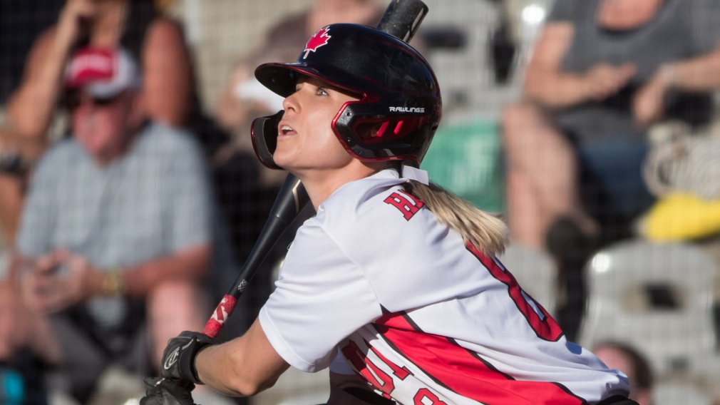Team Canada baseball and softball athletes hit their training out of the park